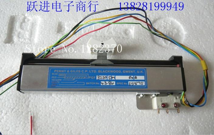 BELLA Imported PENNY GILES CPLTD BLACKWOOD GWENT UK Slide Fader Potentiometer