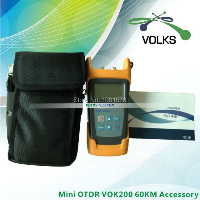 Mini VOK200 60 KM de fibra óptica rangers