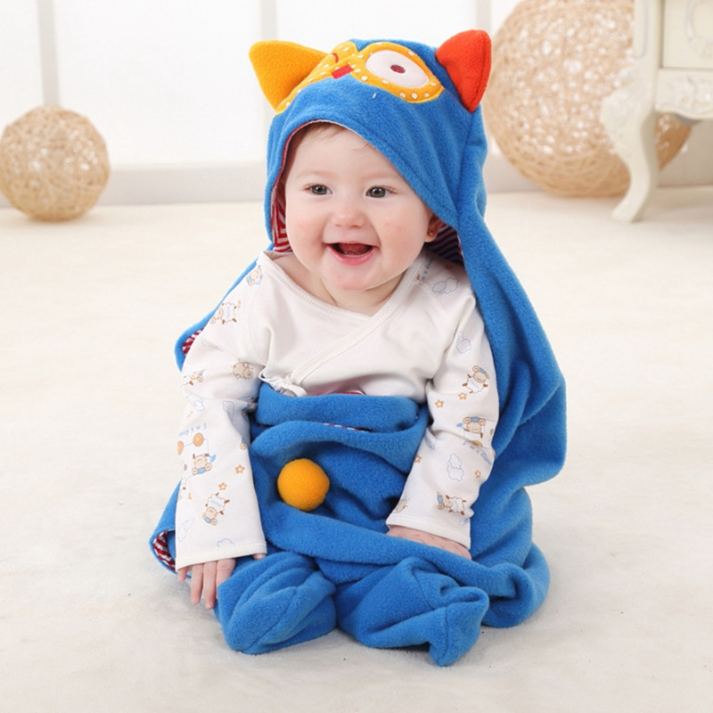 baby animal costume duck lion panda bear strawberry party dress soft blanket childrens sleeping bag