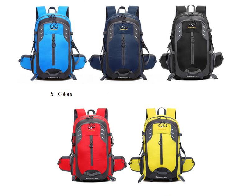 Здесь продается  2018 new backpack, men and women travel mountaineering large-capacity backpack, a lot of cash, need to contact me.  Камера и Сумки