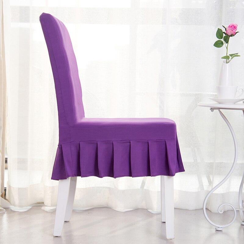 Цвет спандекс стул Чехлы Для Свадебные украшения лайкра Банкетный Председатель Обложка