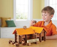 حار 165 قطع الأطفال treehaus تجميع بيت الدمية الخشبية/أطفال الأطفال الإبداعية خشبية فيلا تجميع ألعاب تعليمية