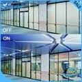 Vidrio conmutable inteligente/película de vidrio inteligente/inteligente película de tinte para la partición/ventana/puerta/ducha