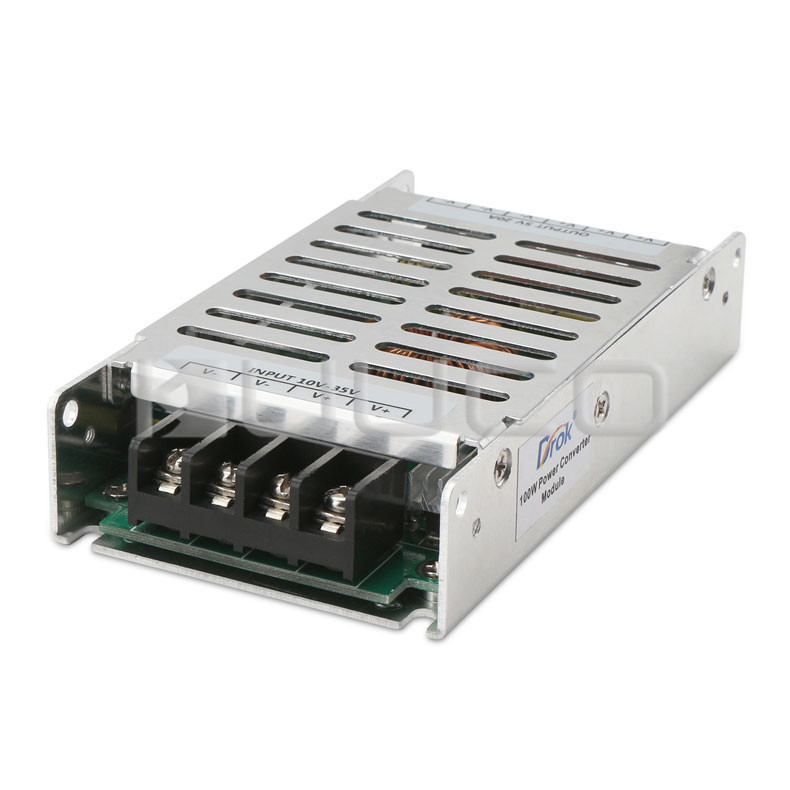 DC-DC 100W Power Converter Voltage Regulator Step Down 9~35V to 5V 20A Buck Power Supply Module/Adapter/Driver Module dc dc 100w power converter voltage regulator step down 9 35v to 5v 20a buck power supply module adapter driver module