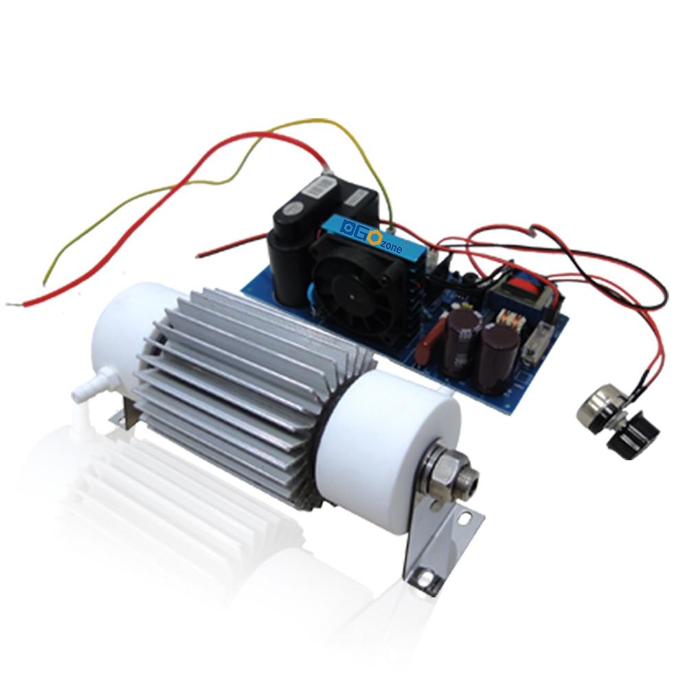 15g h Ceramic Tube Ozone Generator for Air and Water Treatment ozone machine parts DGOzone KHT