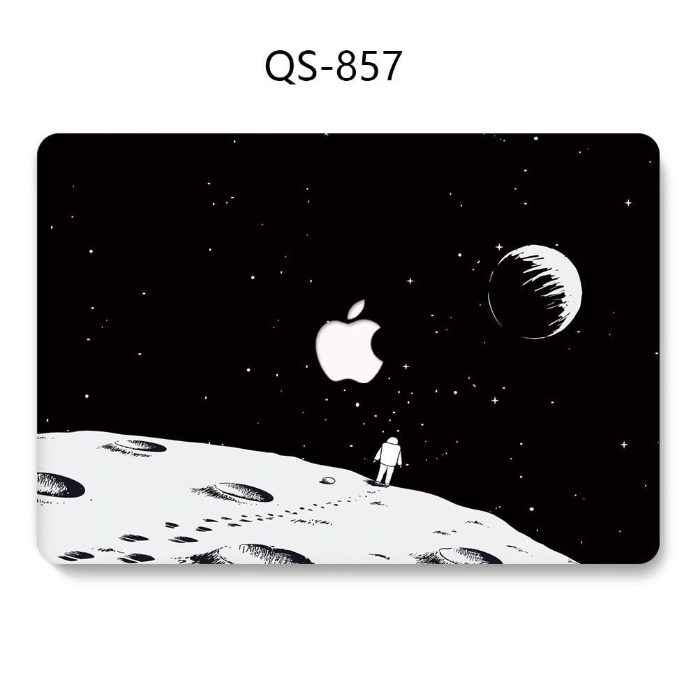 Image 3 - חדש חם עבור מחשב נייד שרוול MacBook מקרה נייד כיסוי עבור MacBook רשתית 11 12 13 15 13.3 15.4 אינץ Torba מקלדת קובתיקים ומארזים למחשב נישא   -