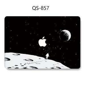 Image 3 - Nouveau chaud pour pochette pour ordinateur portable MacBook housse pour ordinateur portable pour MacBook Air Pro Retina 11 12 13 15 13.3 15.4 pouces Torba clavier Cove