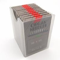 100 Organ DBXK5 BALL POINT Needles fit for Tajima Barudan SWF Embroidery Machines