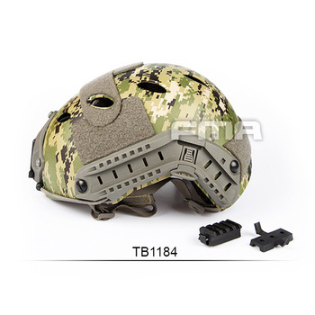FMA AOR2 airsoft Helmet boxing outdoor tactical military helmet capming tactical protection pattern AOR2 Jungle number PJ TB1184