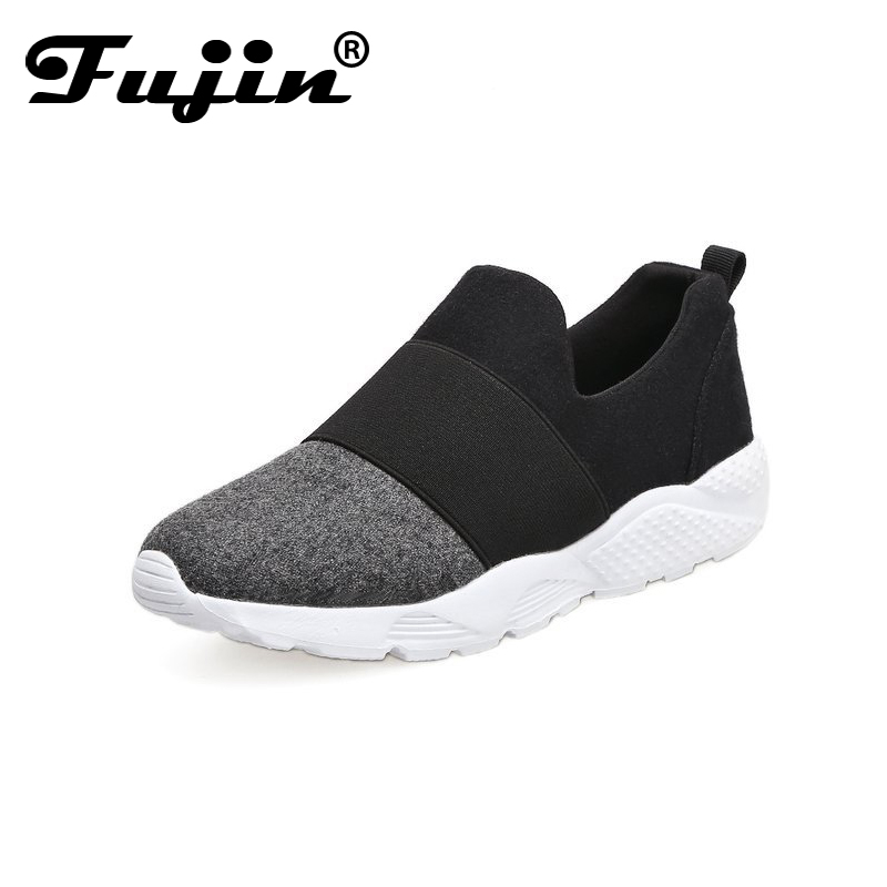 2018 Fujin New women loafers Flats Women Shoes Casual Work Driving Shoes Flat Spring Autumn Fabric Lady shoes Slip on Shoes factory direct sale women cloth shoes new designer shoes bowknot casual shoes work flats
