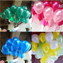 CAMMITEVER Cheap 100pcs ballons Pearl balloons wedding Decoration Birthday party decoration baby shower