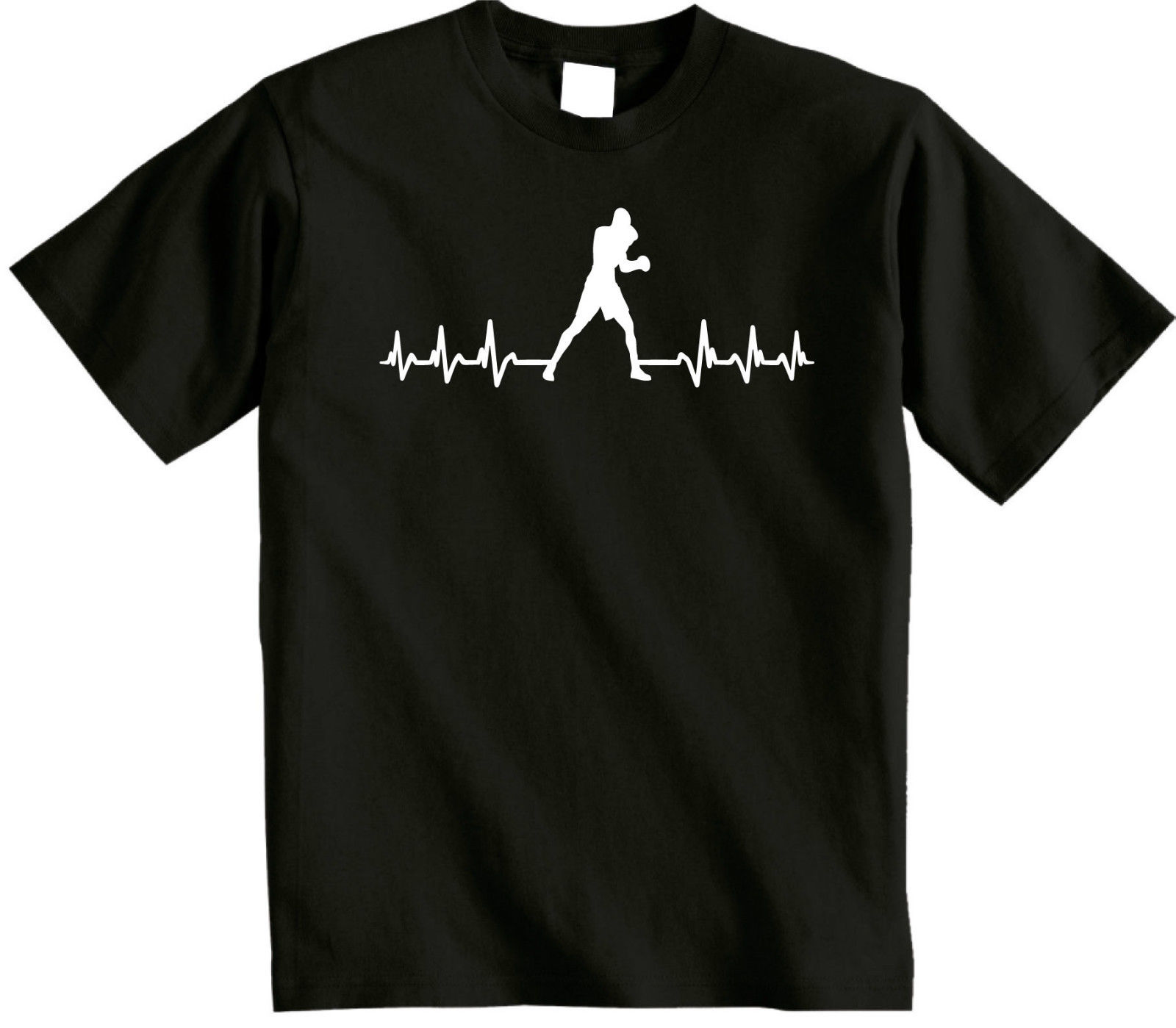 Design your own t shirt cheap uk - It S In My Heartbeat Boxinger T Shirt Free Uk P P Heart Beat Boxer Gymer Tee T