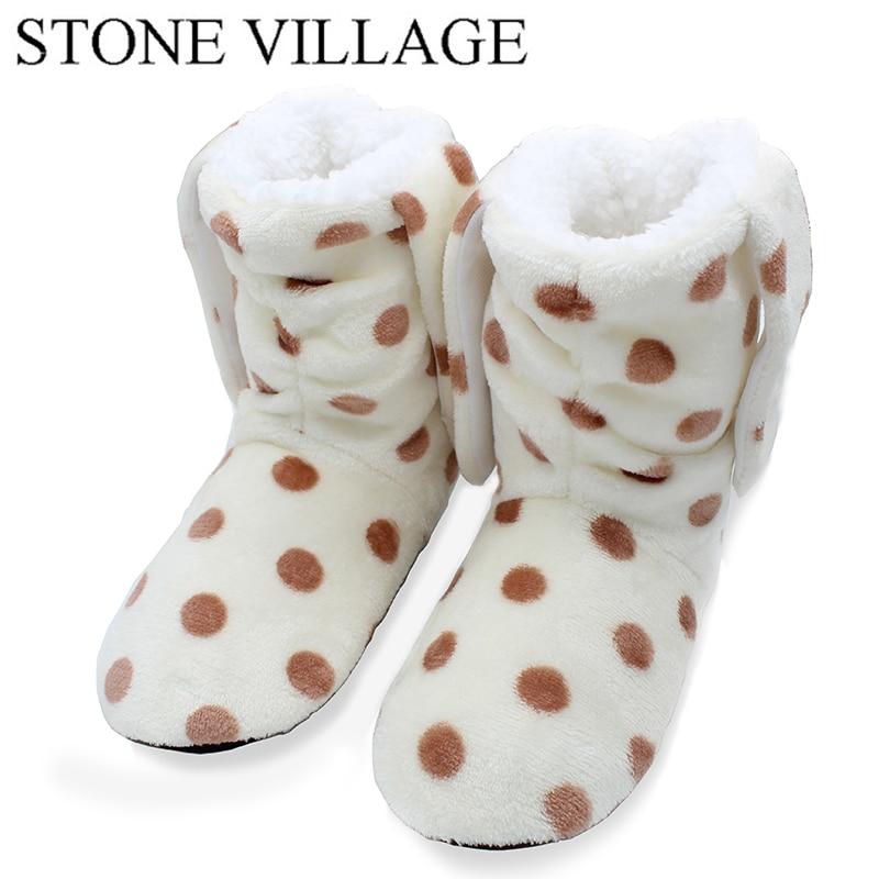 New Arrival 2018 Winter Shoes Cute Rabbit Big Ear Cotton Slippers Indoor Shoes Warm Contton Slipper Plush Pantufa Soft 6 Colors