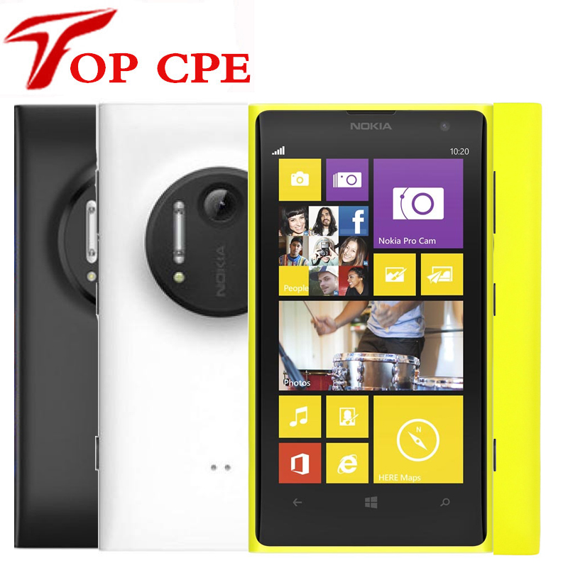 Original Nokia Lumia 1020 41.0MP Camra 3s