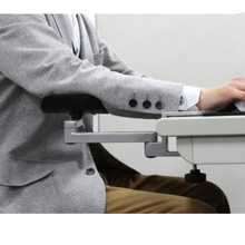 Silla de la Computadora ergonómico Satisfacer Ordenador Apoyabrazos Ajustable Brazo Muñequera de Descanso para el Hogar y La Oficina Ratón Soporte de la Mano