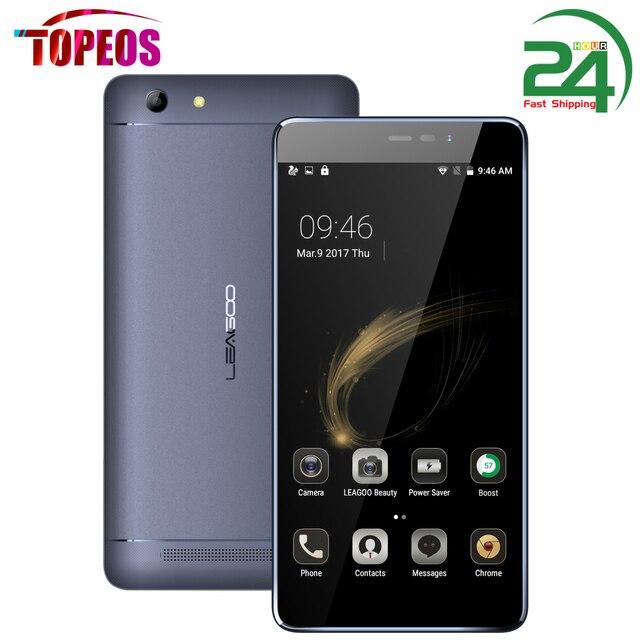 5.5 ''Leagoo Акула 5000 MTK6508A Quad Core Смартфон Android 6.0 1 ГБ ОПЕРАТИВНОЙ ПАМЯТИ 8 ГБ ROM 5000 Большой Батареи 13MP HD Быстрая Зарядка Телефона OTG