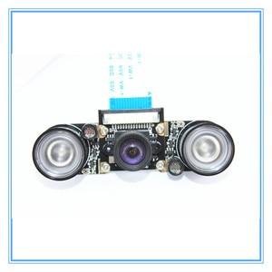 Image 4 - ラズベリーパイ 3 ナイトビジョン魚眼カメラ 5MP OV5647 100 度焦点調節可能なカメラのためのラズベリーパイ 3 モデル B プラス