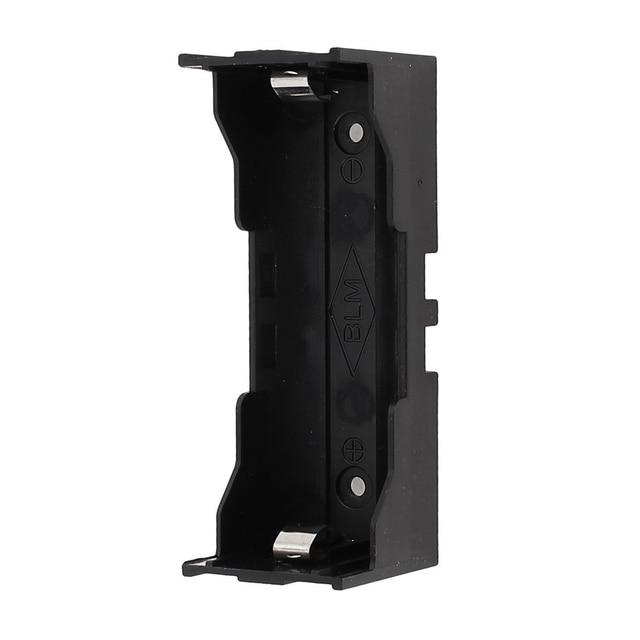 Brand New Plastic Single 26650 Battery Holder Case Storage Box 10Pcs Black