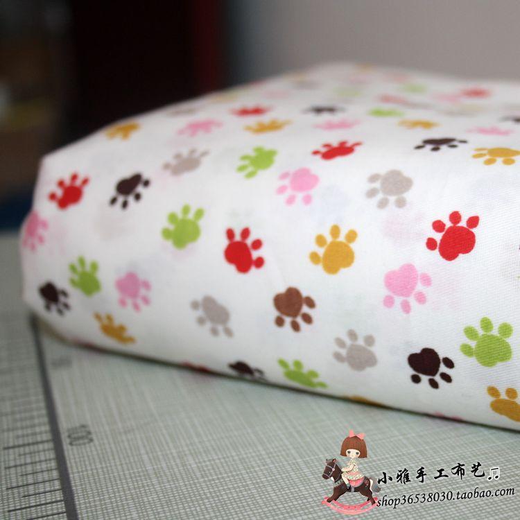 ộ_ộ ༽Patchwork hecho a mano bricolaje algodón tejidos buena costura ...
