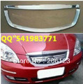 2007-2012 KIA RIO ABS chrome front grille trim, front grille 2pcs/set