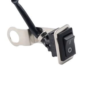 Image 3 - WUPP 1 шт. 12 В ручки мотоцикла электрические нагревательные Грипсы набор ручной нагрев вставка для руля высокое качество
