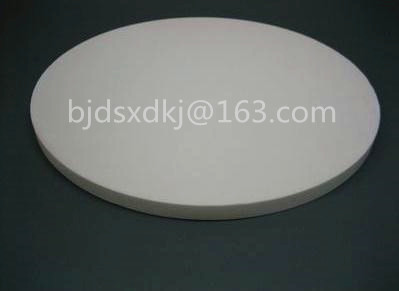 99% Alumina Ceramic Plate , Circular , Insulated , Wear-resisting , diameter=200mm цена