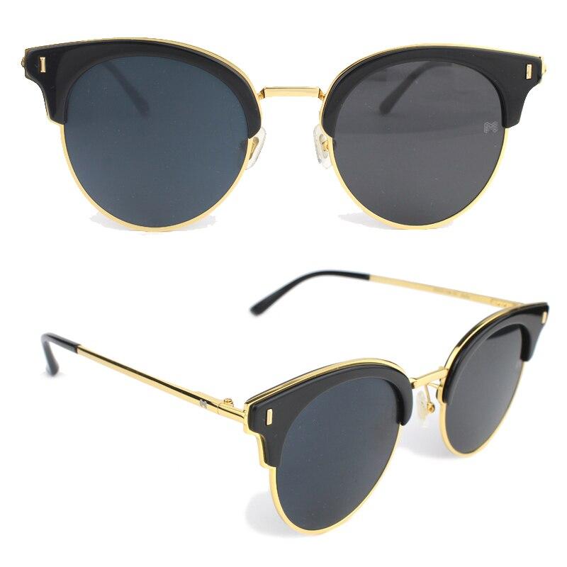 Rolipp M0621 sunglasses womenstainless steel Frames Polaroid lenses UV400 in Women 39 s Sunglasses from Apparel Accessories