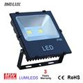 250 Вт галогенная лампа эквивалент  IP65 Водонепроницаемый  11000lm  6500 K  наружные светодиодные фонари (белый свет)