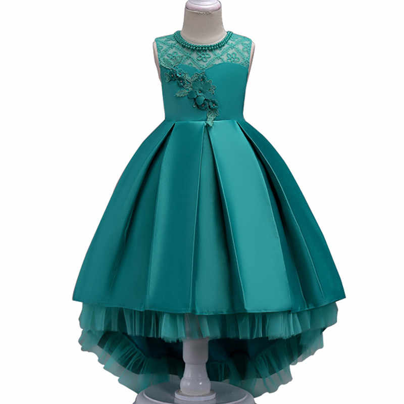65ee659bb1 Detail Feedback Questions about Summer Flower Lace Girls Wedding ...
