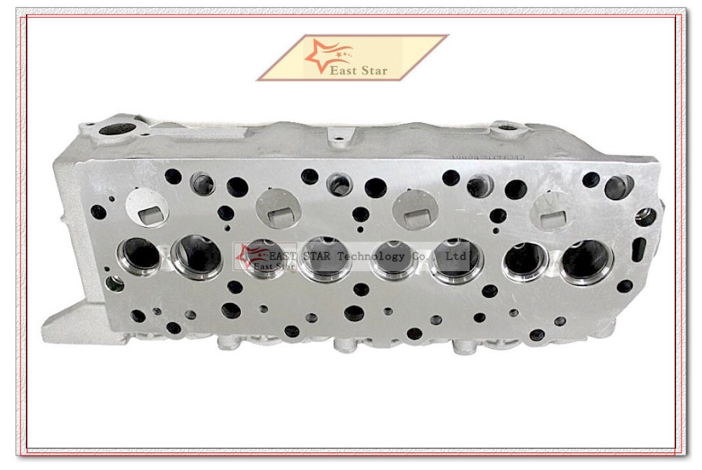 4D56 4D55T Cylinder Head For Ford Bronco Ranger For Mitsubishi Montero Pajero L300 For Hyundai H1 H100 Delica MD185918 908 511