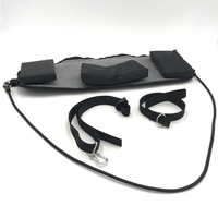 Neck Pain Relief Body Massager Hanger Spa Relax Massage Traction Device Cervical Hammock Posture Beauty Tool