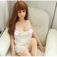 Топ quailty японский стиль секс секс кукла оральный попка и Вагина любовь кукла полный TPE с металлическим скелетом секс игрушка для человека
