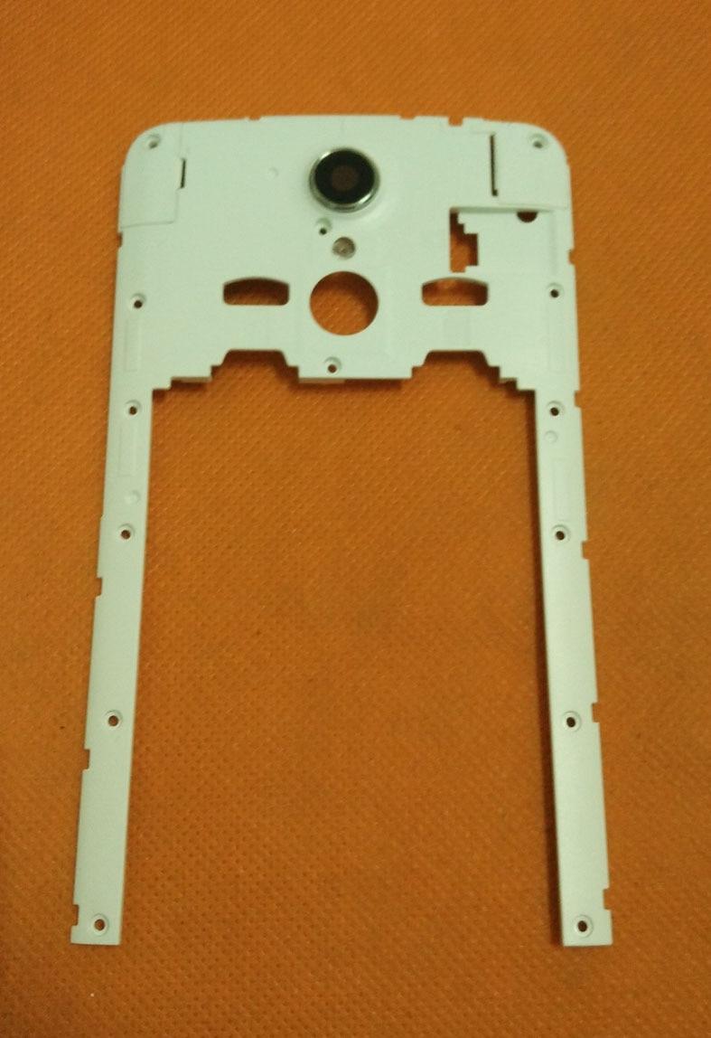Used Original Back Frame shell case + lens glass+ Antenna for HOMTOM HT17 Pro 5.5 inch 1280x720 HD MT6737 Quad Core Free Shippi