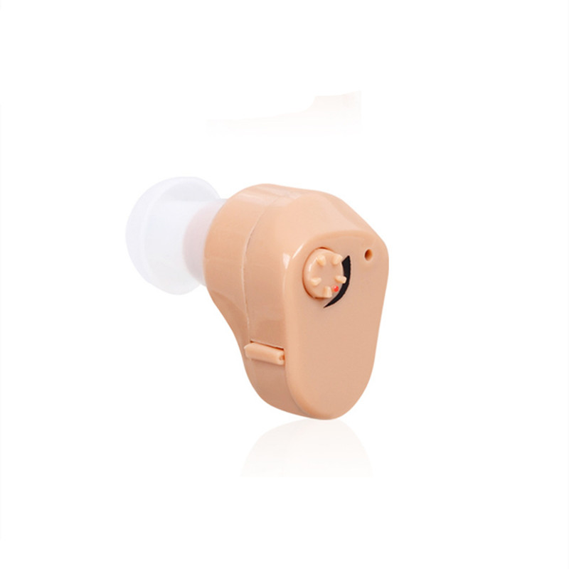 Hearing Aid In Ear Sound Amplifier Portable Invisible Device Hearing Aid For Hearing Loss Ear Care