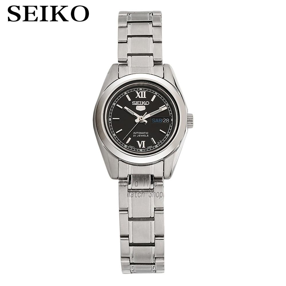 SEIKO watch 5 Sportura automatic mechanical ladies watch SYMD99K1 SYMK39K1 SYME51K1 SYM607K1 SYMK27K1 seiko 5 snke53k1s