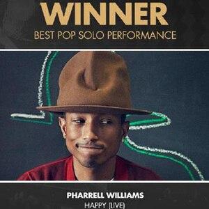 Image 2 - pharrell hat felt fedora hat for woman men hats black top hat