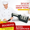 2016 NEW DMD Stainless Steel Diamond Ceramic Wheel Knife Sharpener For Kitchen Knives Tools Free Shipping