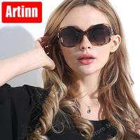 Personality Round Frame Polarized Sunglasses Large Frame Sunglasses Women Long Tide Fashion Sunglasses M8531