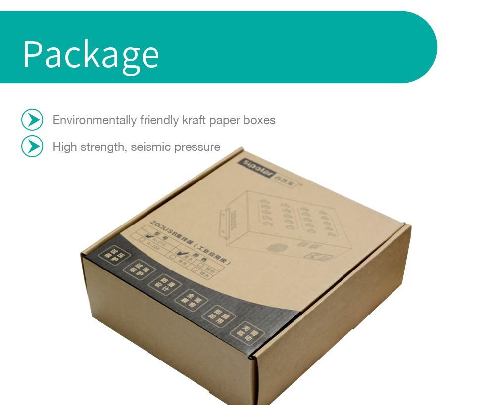 A-210 20 ports hub package-1