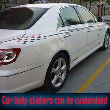 Car body stickers for Toyota Camry Camry Vienta Celica Corolla Cressida цена