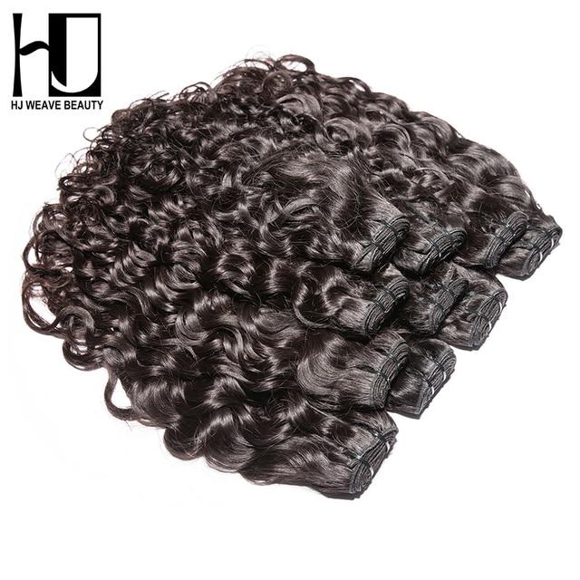 8a Hj Weave Beauty 10pcslot Peruvian Virgin Human Hair Water Wave