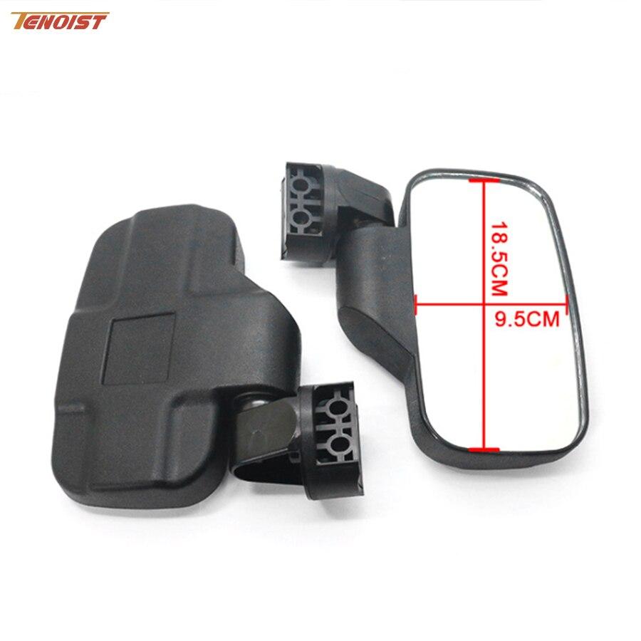 Offre spéciale pratique 1.75/2 pouces rétroviseur arrière pour UTV ATV tout-terrain universel