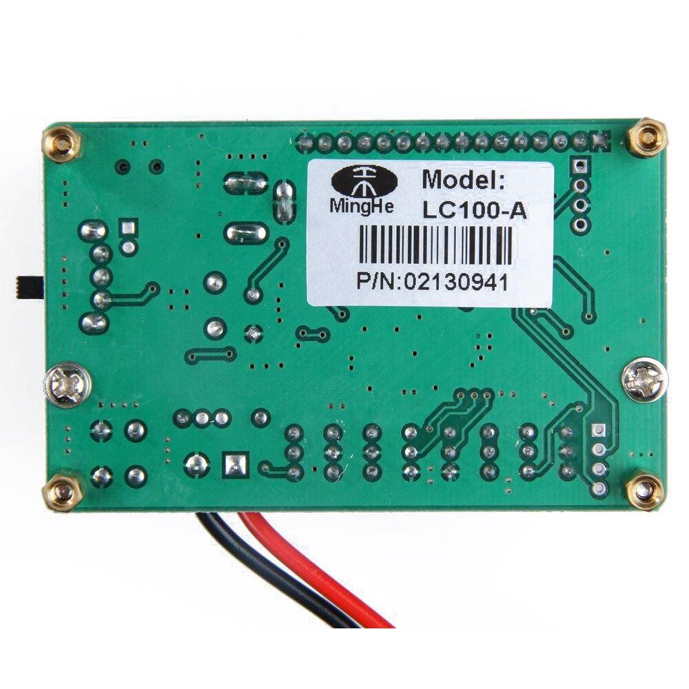 CNIM Hot L/C Inductance Capacitance Digital LED Display Meter LC100-A