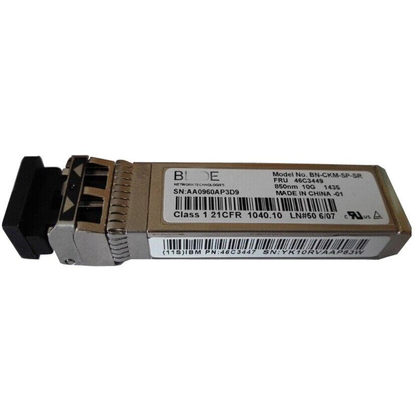 850nm 300m Transceiver 46C3447 IBM BNT Compatible 10GBASE-SR SFP