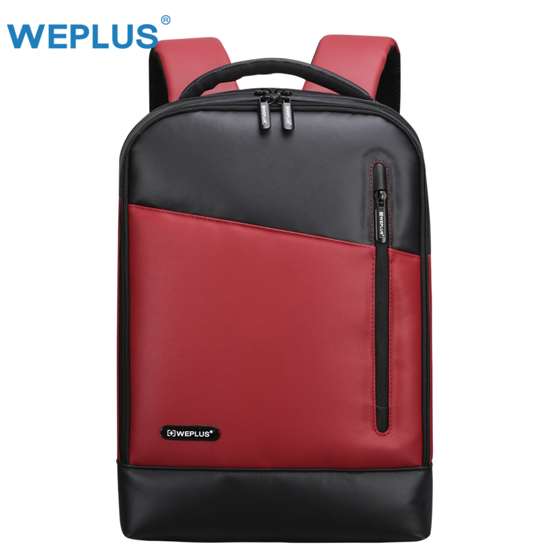 Red leather Anti theft Travel Bags Business Laptop Notebook packs Mochilas School Backpack Teenagers For Women Male men Daypack new design usb charging men s backpacks male business travel women teenagers student school bags simple notebook laptop backpack