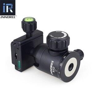 Image 2 - Trépied pour appareil photo B32/B36/B44, rotule pour photographie panoramique, haute qualité, 50mm/60mm, plaque à dégagement rapide, arca swiss