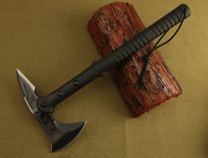 Haute qualité OEM SOG tactique Axe Tomahawk armée en plein air chasse Camping survie machette Axes main outil feu hache hachette