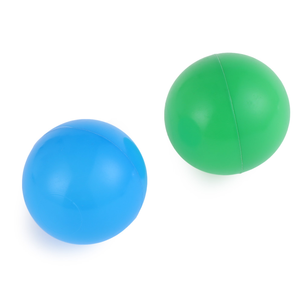 100pcs/Lot Baby Water Pool Ocean Wave Ball Toy Eco-Friendly Colorful Soft Plastic Ocean Wave Ball Baby Funny Toy Stress Air Ball