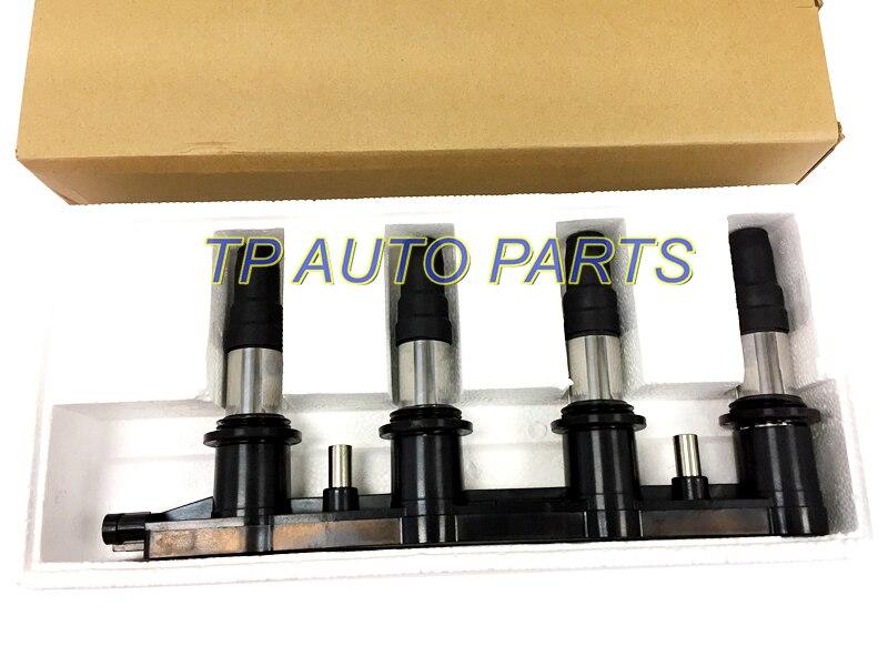 Ignition Coil for Chevro let Pontiac 63024114 UF620 96476983 OEM 25186687 55561655