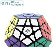 QiYi QiHeng Megaminxeds 3x3x3 Magic Cube Dodecahedron 3x3 Professional Neo Speed Puzzle Antistress Fidget Toys For Kids